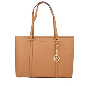 💐Michael Kors💐| GORGEOUS large leather tote